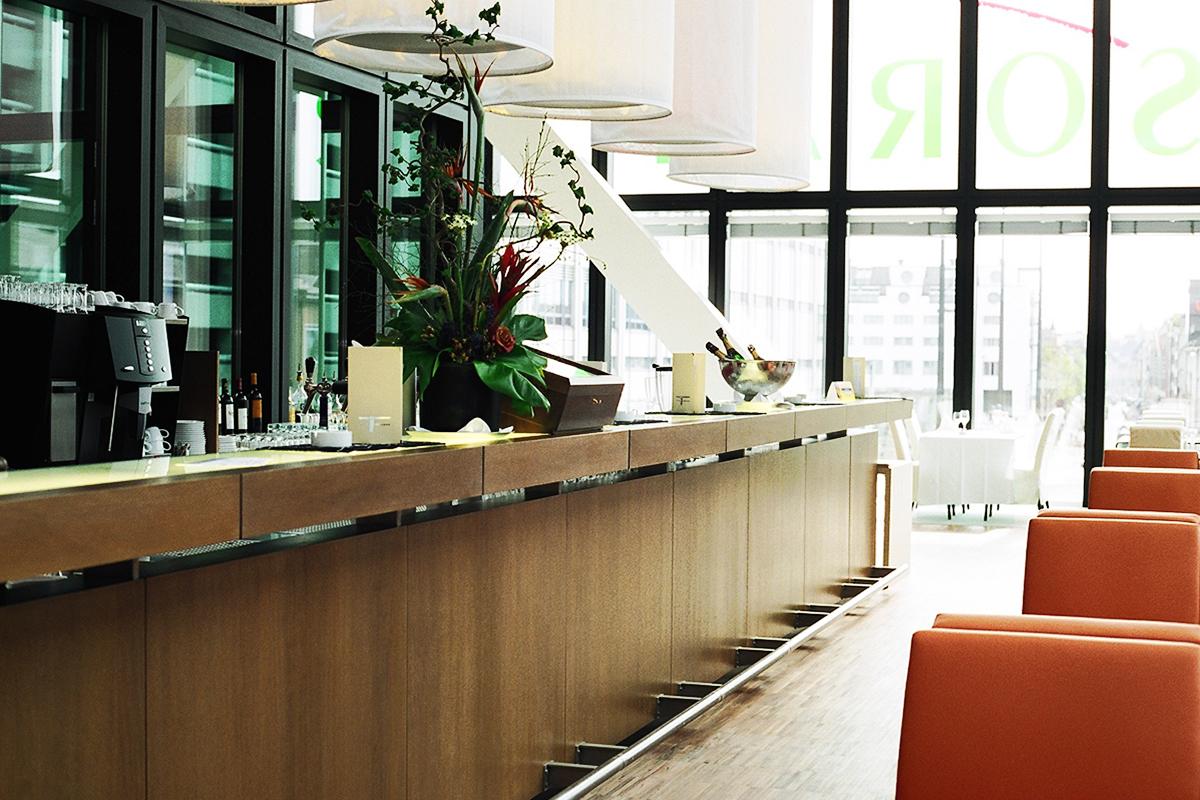 Hotel Basel - Planung und Innenausbau