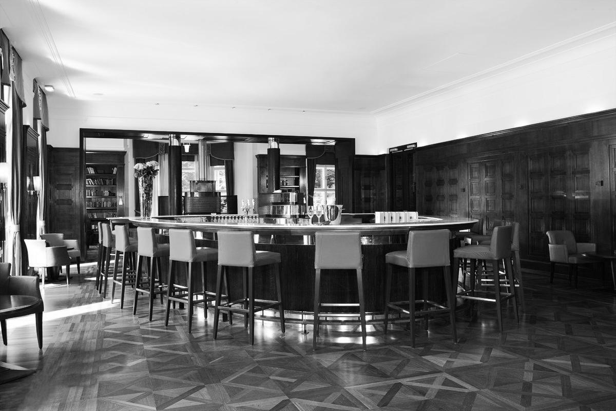 Hotel Marienbad - Umbau und Innenausbau des denkmalgeschützten Hotels