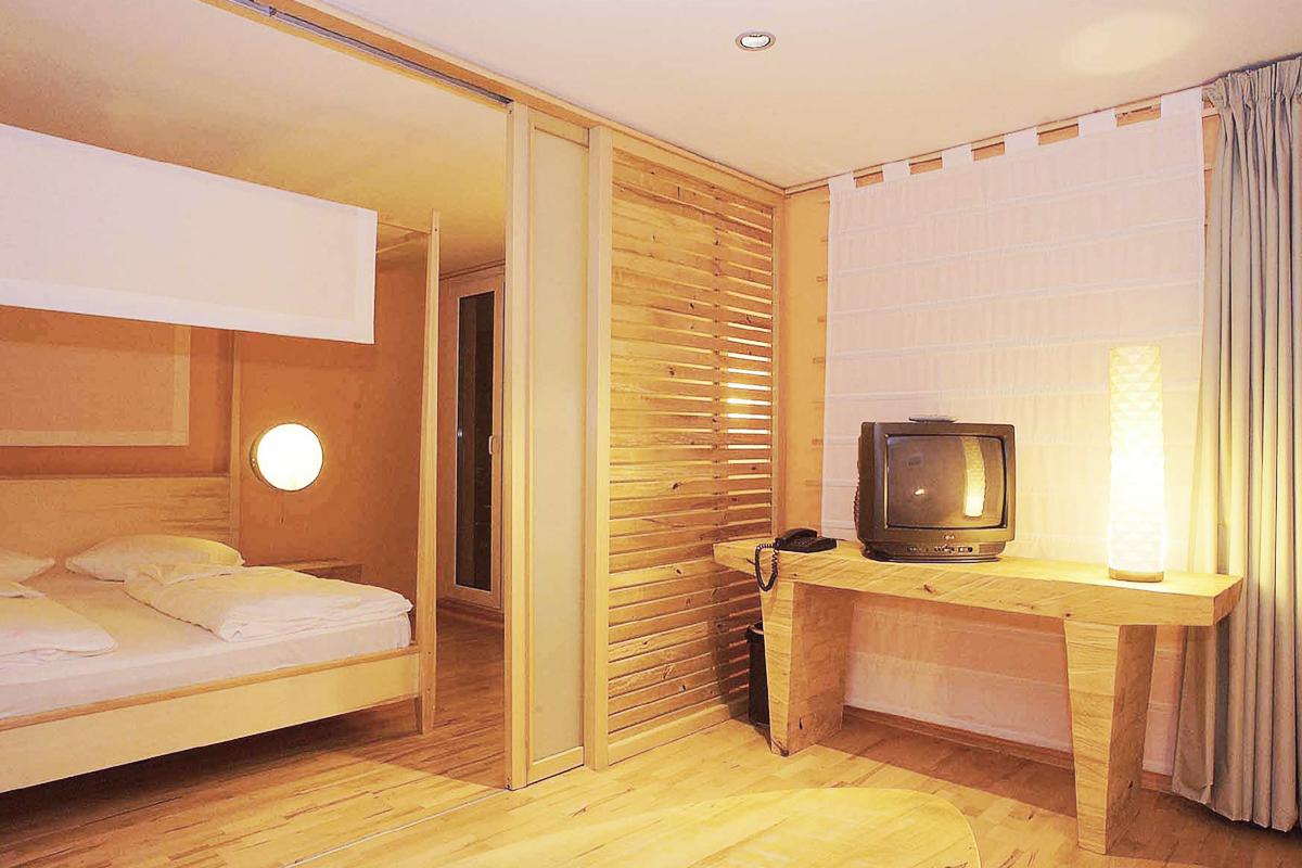 Family Resort Zadar - guest room