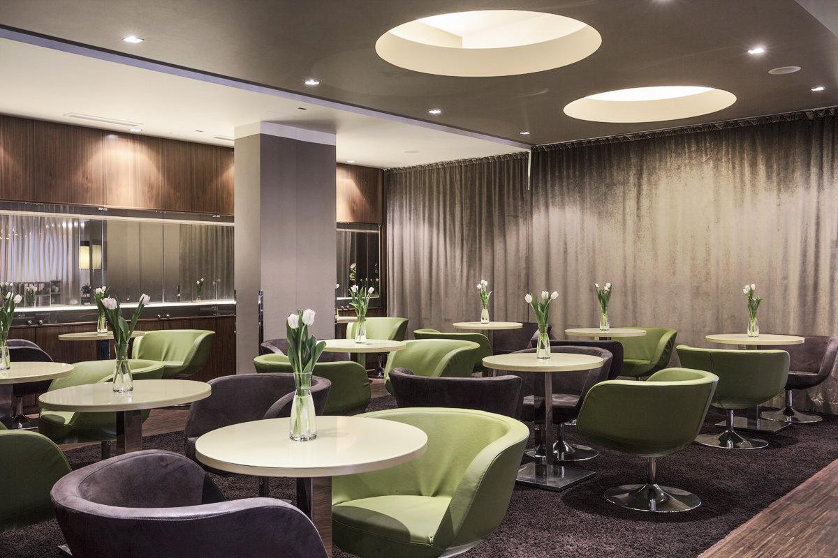 Hotel am Schottenfeld in Wien - Frühstücksraum