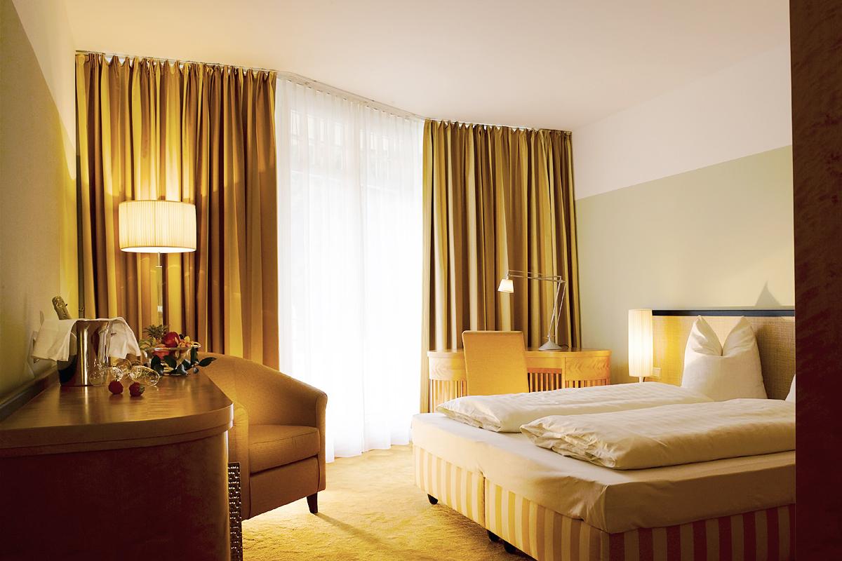 Grand Hotel Marienbad, Tschechien - Gästezimmer