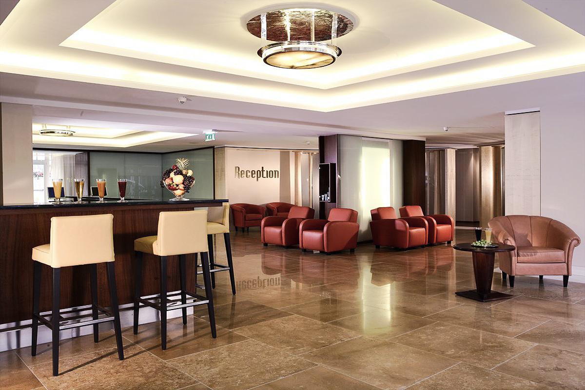 Grand Hotel Marienbad, Tschechien - Hotelbar