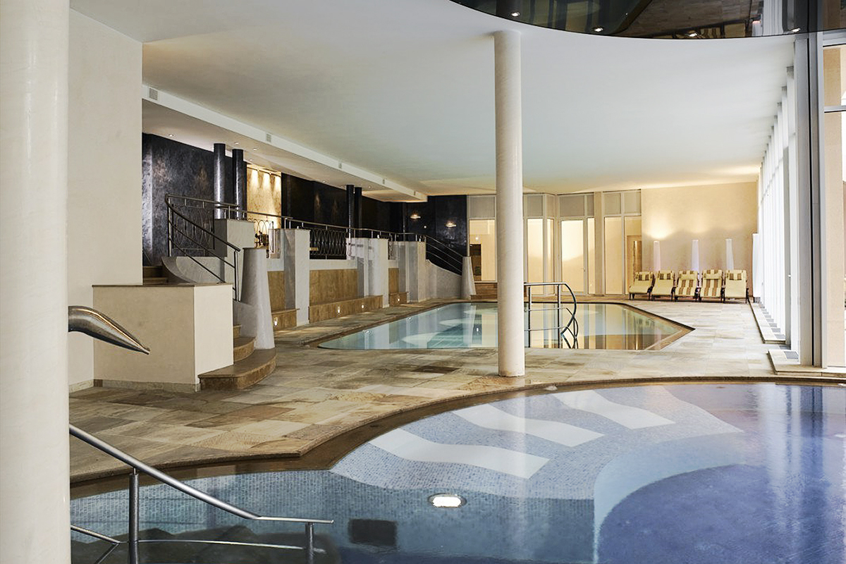 Grand Hotel Marienbad, Tschechien - Indoor Pool