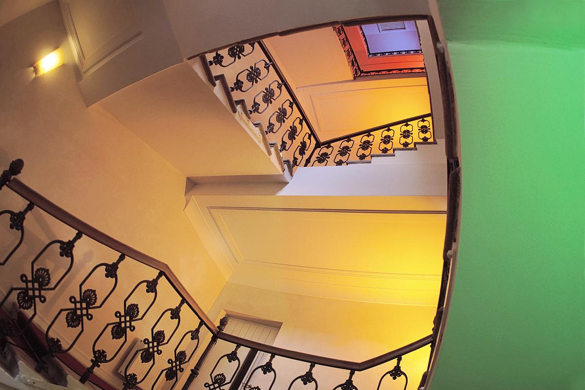Grand Hotel Marienbad, Tschechien - Treppenhaus