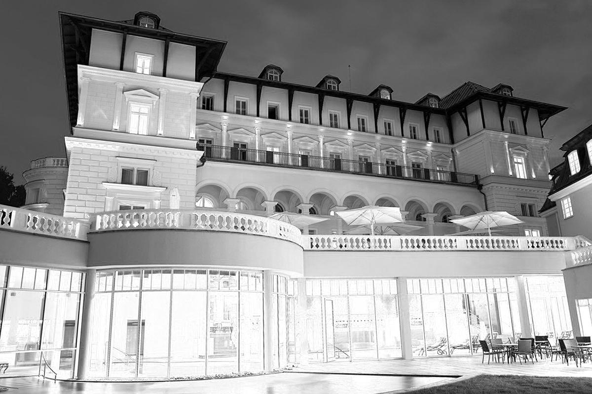 Grand Hotel Marienbad, Tschechien