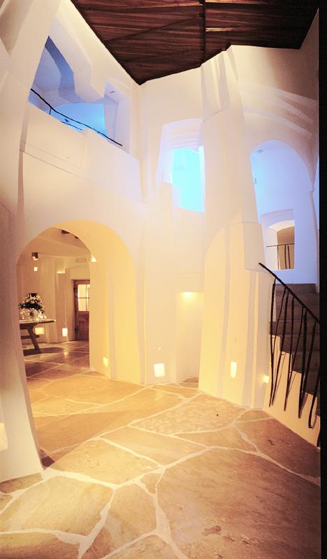 Hotel Edelweiss, Meran - entrance hall