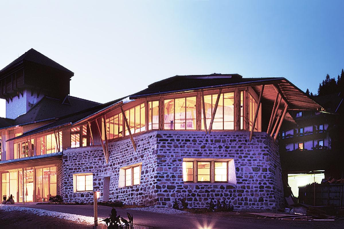 Hotel Katschberg - Umbau und Innenausbau