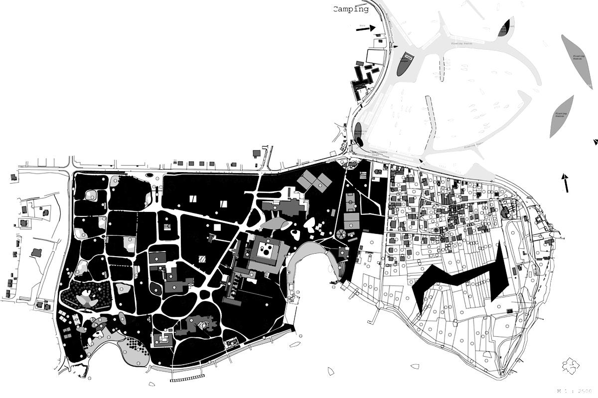 Masterplan Borik Zadar