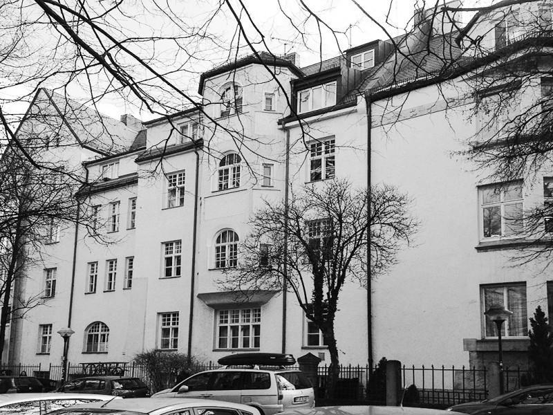 Sanierung Mietshaus Sankt-Pauls-Platz München