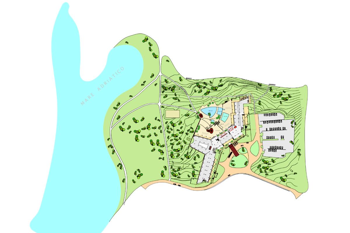 Masterplan Plava Laguna