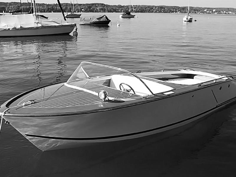 Bootswerft Simmerding - Elektroboot classicline