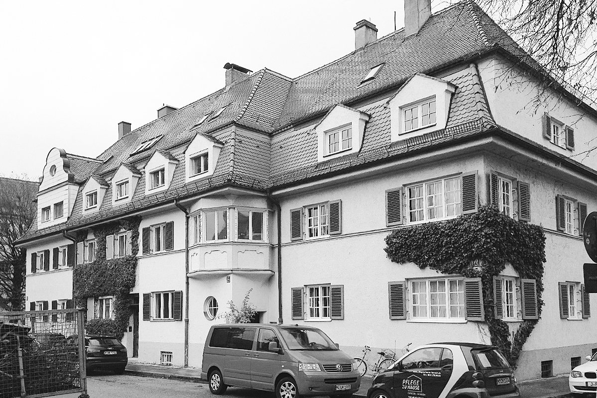 Sanierung & Innenarchitektur Mietshaus Vohburgerstraße München