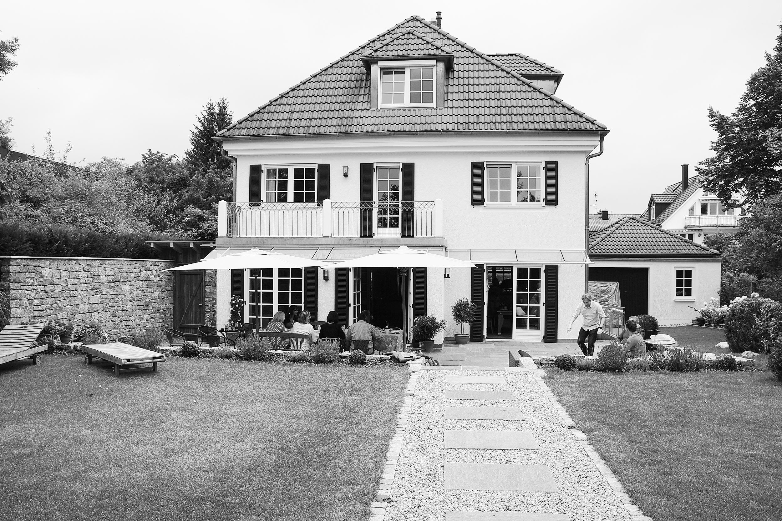 Sanierung & Innenarchitektur Villa Fürstenried, München